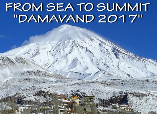 OD MORA DO VRHA: IRAN – DAMAVAND